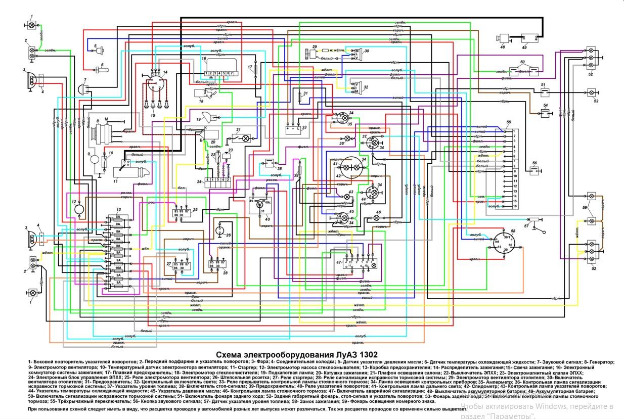 Порядок регулировки клапанов таврия 1102 схема