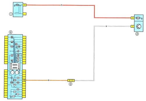 Схема вентиляции рено логан 394