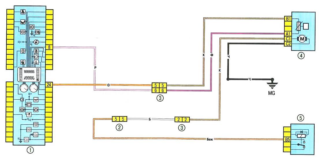 Схема вентиляции рено логан 74