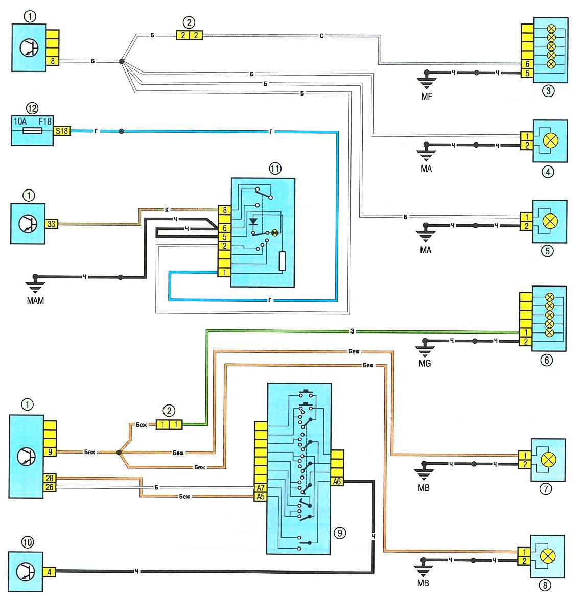 Схема вентиляции рено логан 13