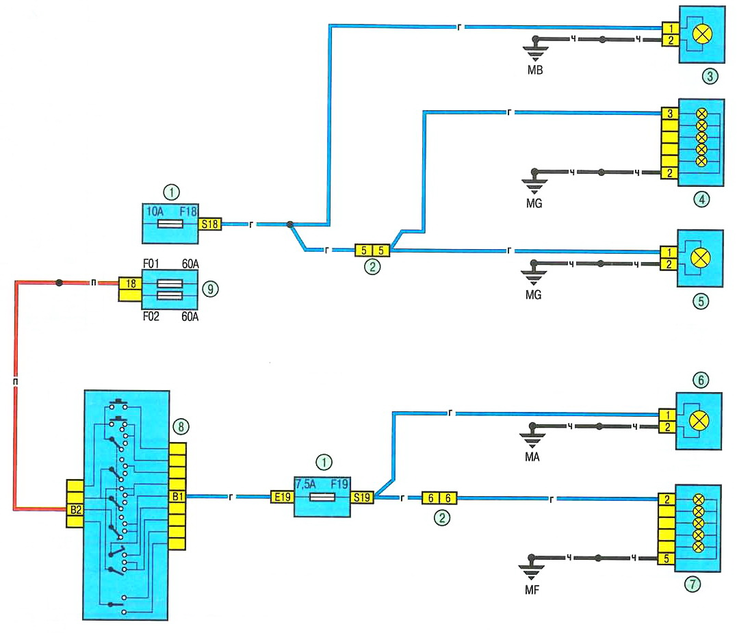 Схема вентиляции рено логан 156